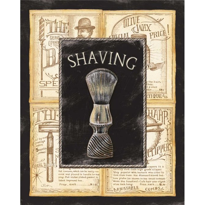 Grooming Shaving