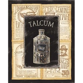Grooming Talcum