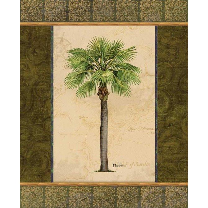 East Indies Palm I