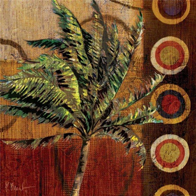 Contemporary Palm II