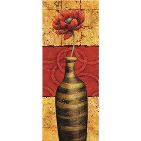 Fleur sur Tuiles II