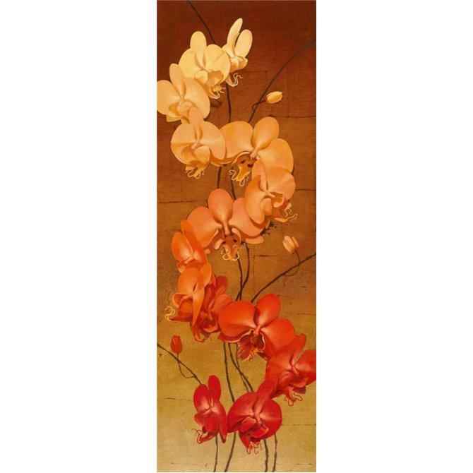 Golden Orchids II