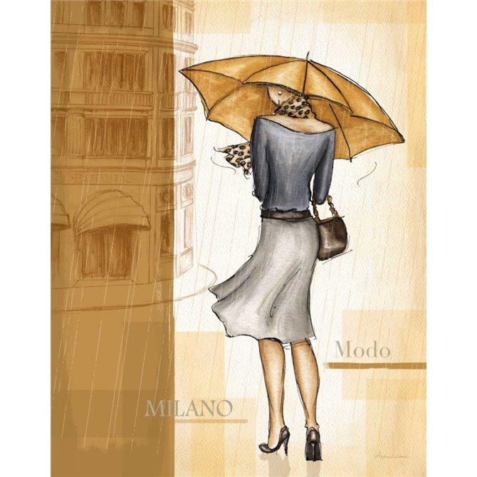 Rain Milano