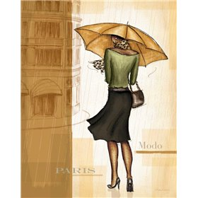 Golden Rain Paris