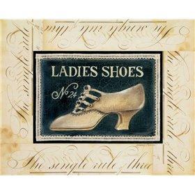Ladies Shoes No. 24