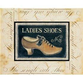 Ladies Shoes No. 25