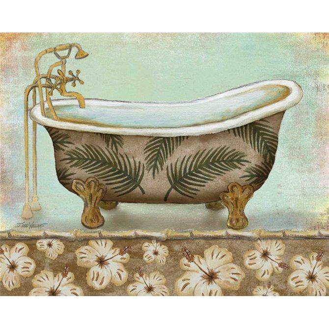 Tropical Bath I