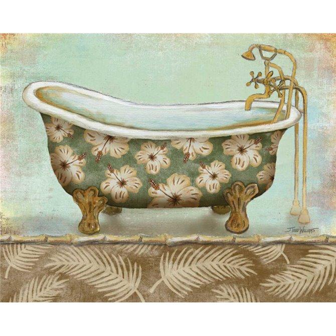 Tropical Bath II