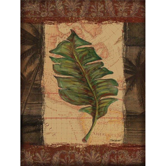 Tropical Leaf I