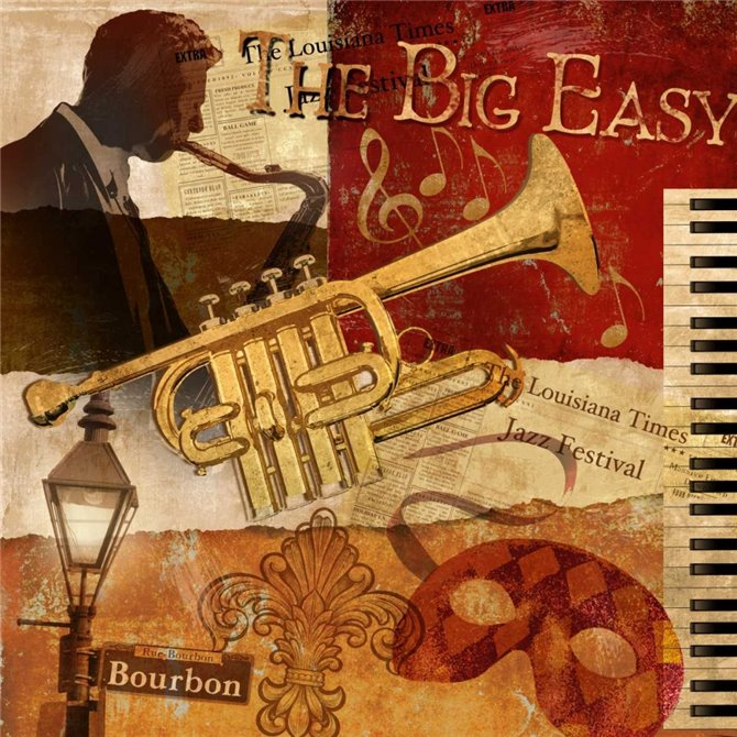 The Big Easy