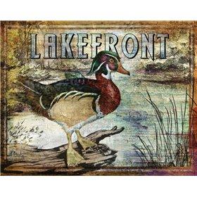 Duck Sign II