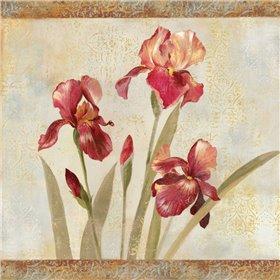 Iris Tapestry I