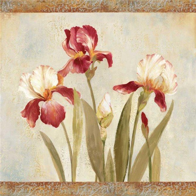 Iris Tapestry II