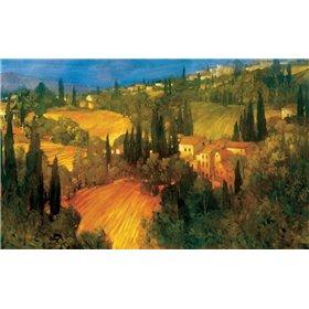 Hillsideide - Tuscany