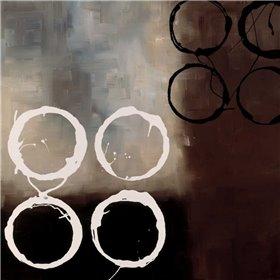 Beige Circles I