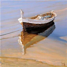 Barcas Descansando