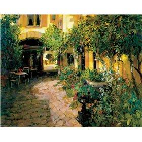 Courtyard - Alsace