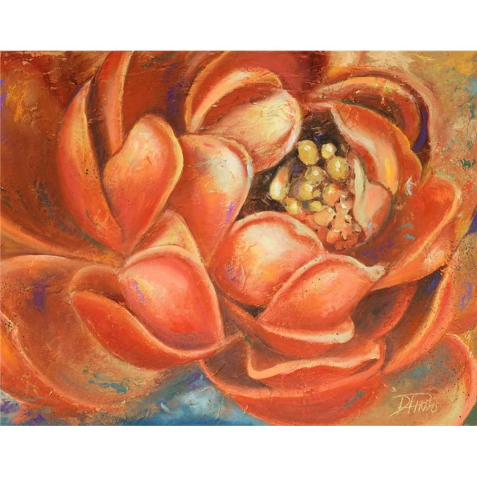 Red Lotus I