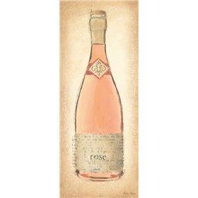 Sparkling Rose Bottle