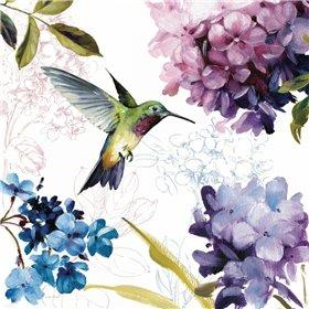 Spring Nectar Square II