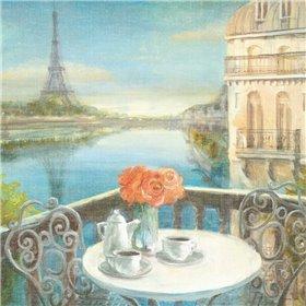 Morning on the Seine Crop