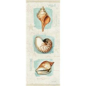 Coastal Jewels Panel II