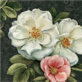 Floral Damask III