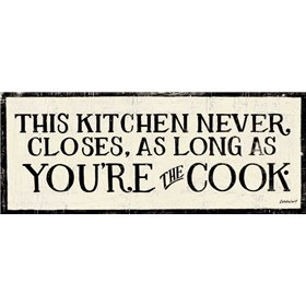 You re the Cook
