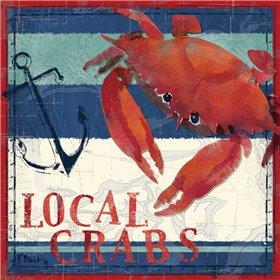 Deep Sea Crab