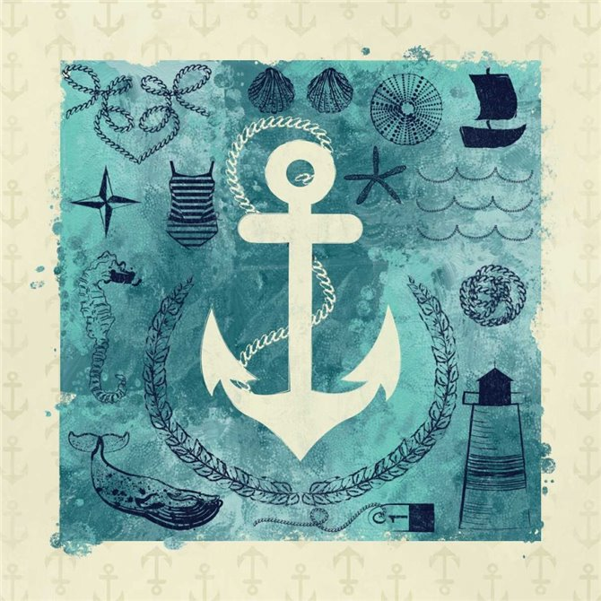 Anchor in Love I