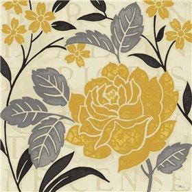 Perfect Petals II Yellow