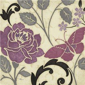 Perfect Petals I Lavender