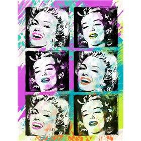 Monroe Painted F