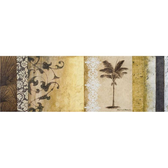 Decorative Palm I