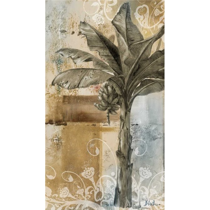 Palm and Ornament II