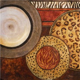 African Circles II