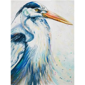 New Blue Heron I