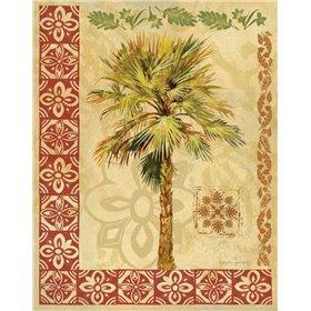 Summer Palm I