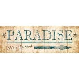 Paradise Sign