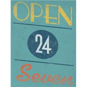 Open 24 Seven