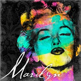 Marilyn Colorful