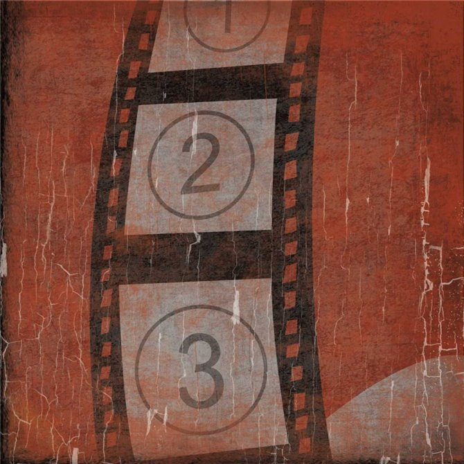 Cinema red