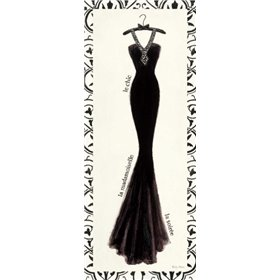 Couture Noir Original III with Border