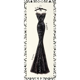 Couture Noir Original IV with Border