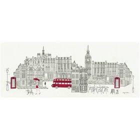 World Cafe Panel  I - London Red
