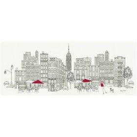 World Cafe Panel III - NYC Red