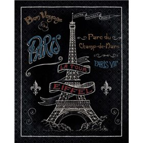 Travel to Paris I