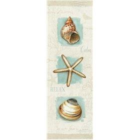 Coastal Jewels Panel I