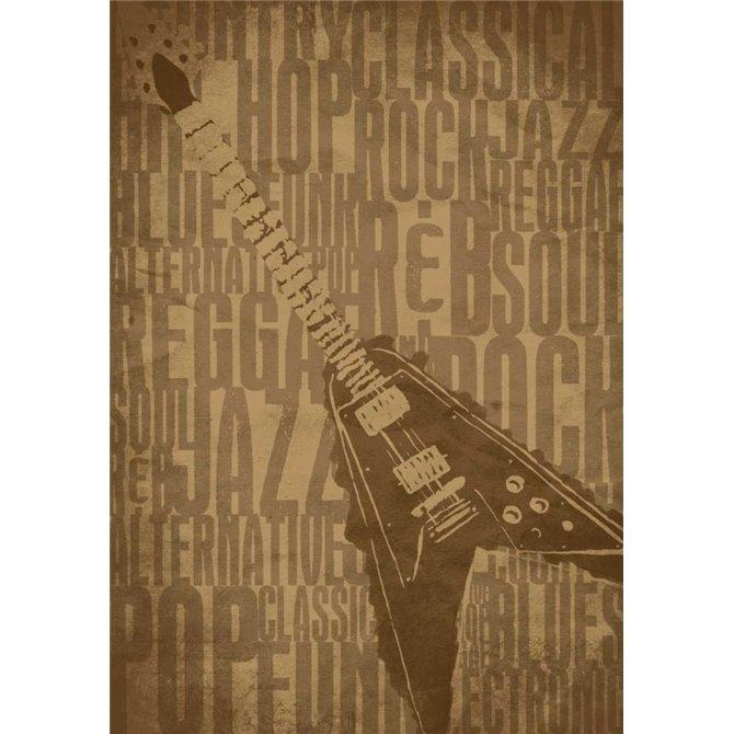 Guitars Type B