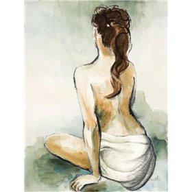 Woman Sitting II